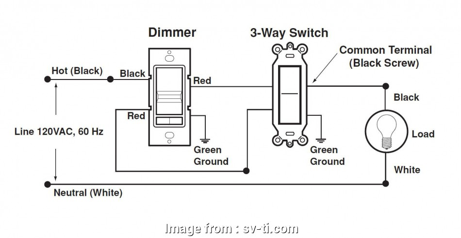 9 Brilliant Single Pole  Way Switch Wiring Images