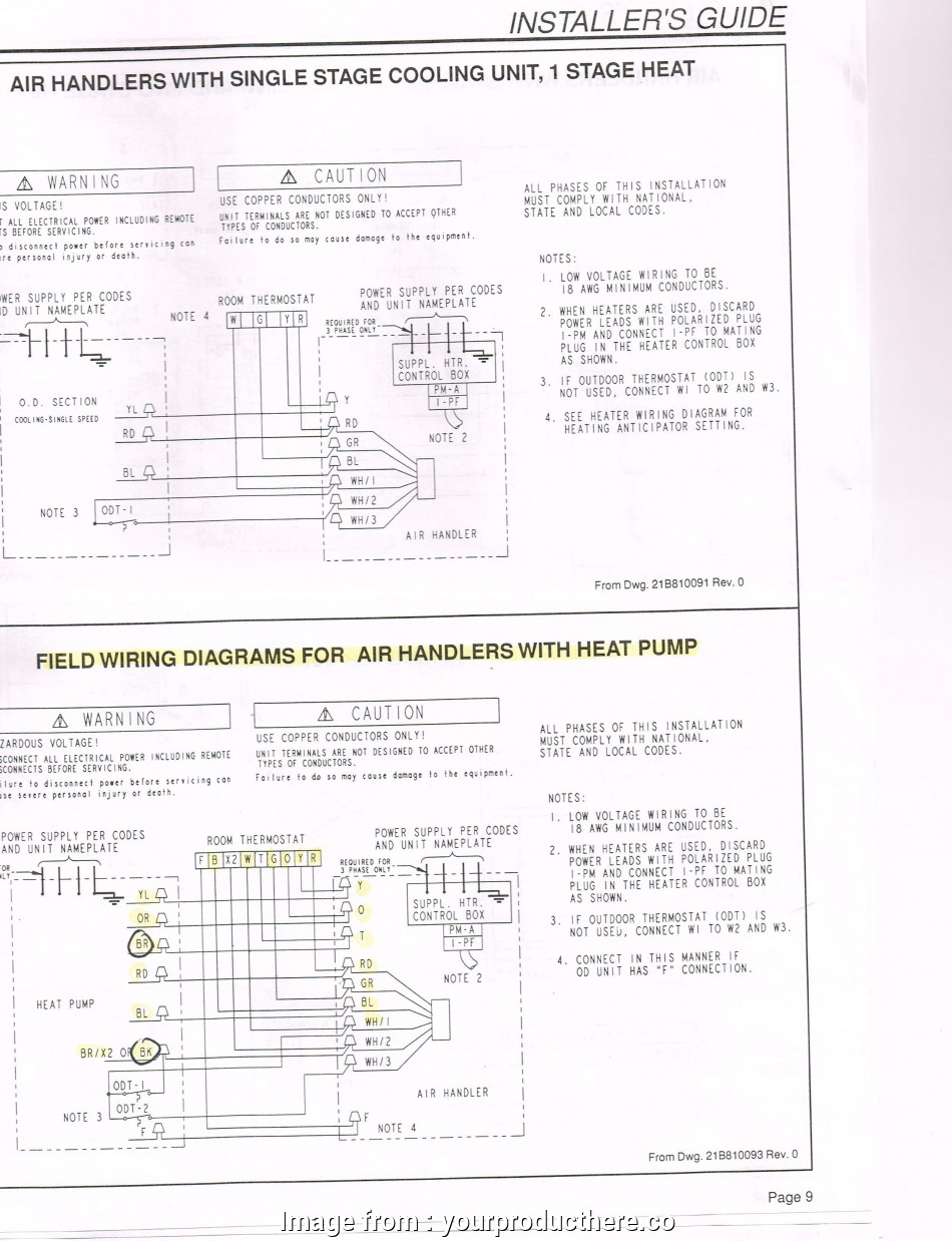 Single Stage Thermostat Wiring Diagram Most Honeywell