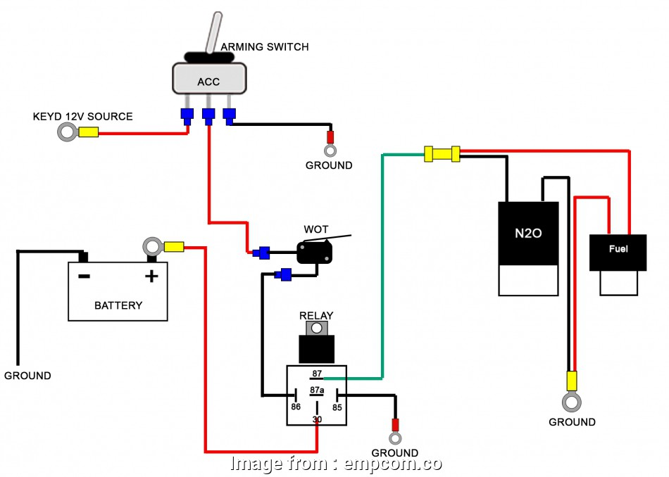 diagram 2 stage nitrous wiring diagram schematic full