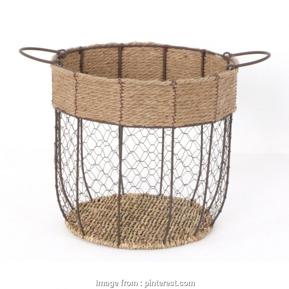 small round wire mesh baskets Buy, Small Round Chicken Wire Basket By Ashland® at Michaels 8 Nice Small Round Wire Mesh Baskets Pictures