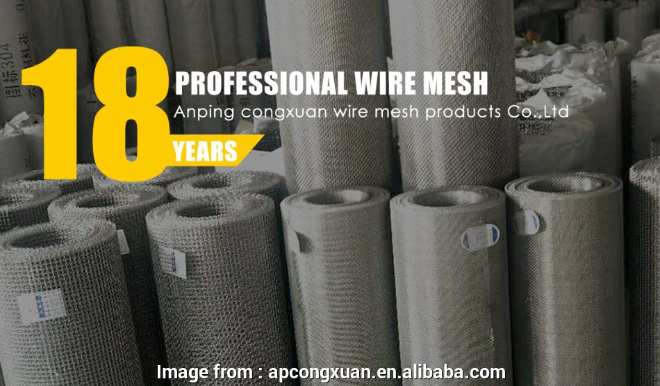 stainless steel wire mesh 18 Anping Congxuan Metal Wire Mesh Products Co., Ltd., stainless steel wire mesh, welded mesh 11 Top Stainless Steel Wire Mesh 18 Pictures