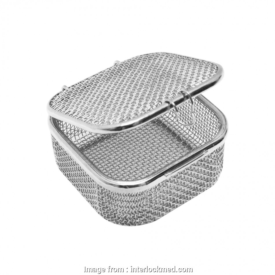 stainless steel wire mesh baskets with lid Mesh baskets with lid, made of stainless steel, mesh size:, 3, 90 x 90 x 50 mm 10 Brilliant Stainless Steel Wire Mesh Baskets With Lid Pictures