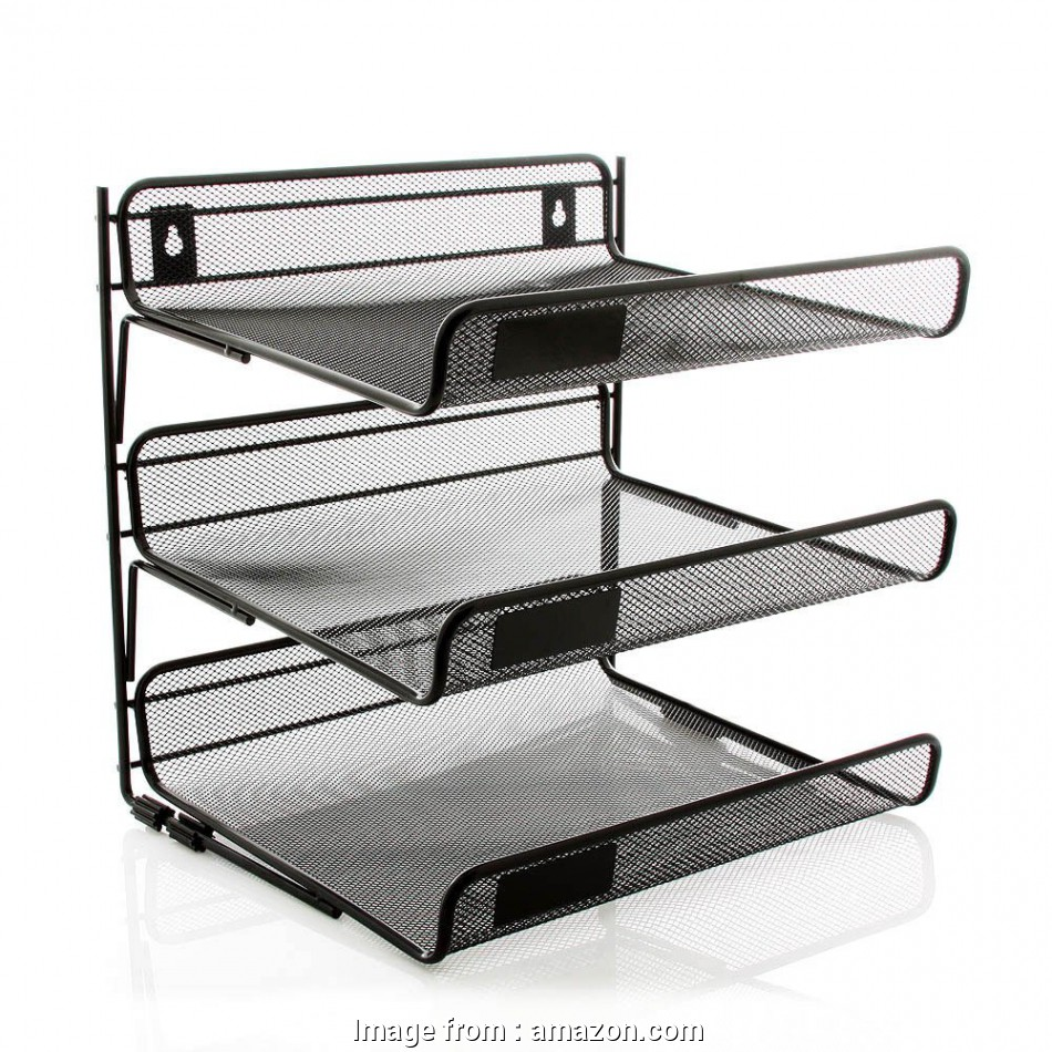 staples black wire mesh 3 tier desk shelf Amazon.com : Staples Black Wire Mesh 3-Tier Desk Shelf : Modular Storage Systems : Office Products 8 Top Staples Black Wire Mesh 3 Tier Desk Shelf Images