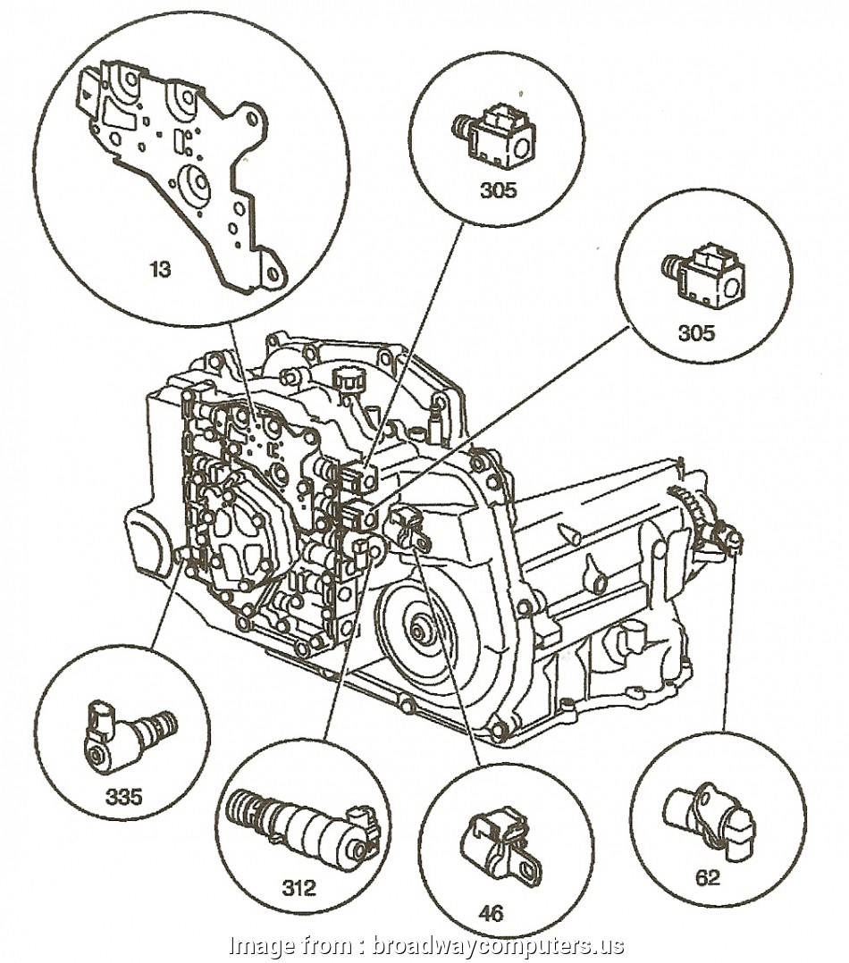 starter wiring diagram 2005 chevy cobalt fantastic interesting notes about  4t45e transmission