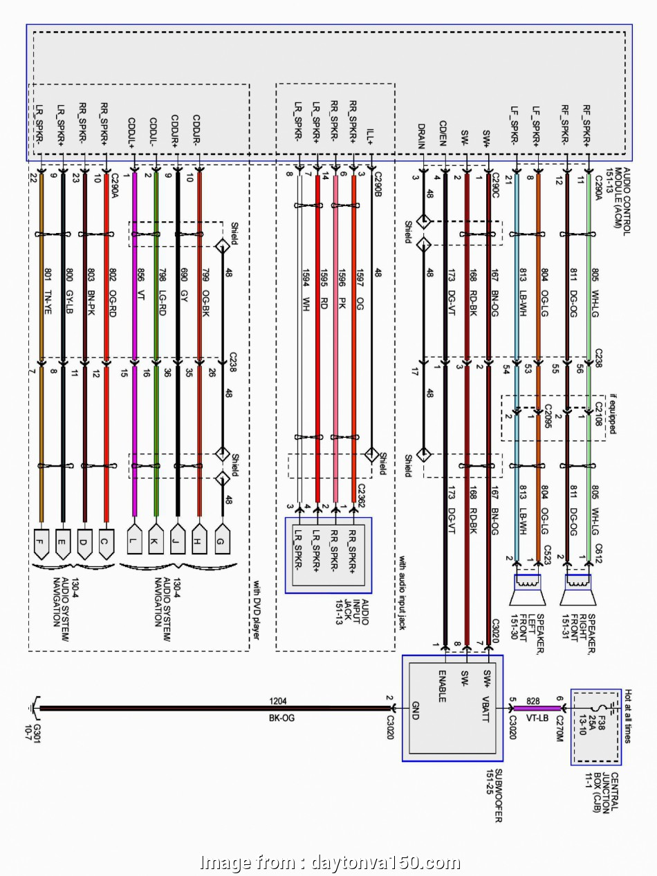 Starter Wiring Diagram Ford Ranger Simple ... Trailer ...