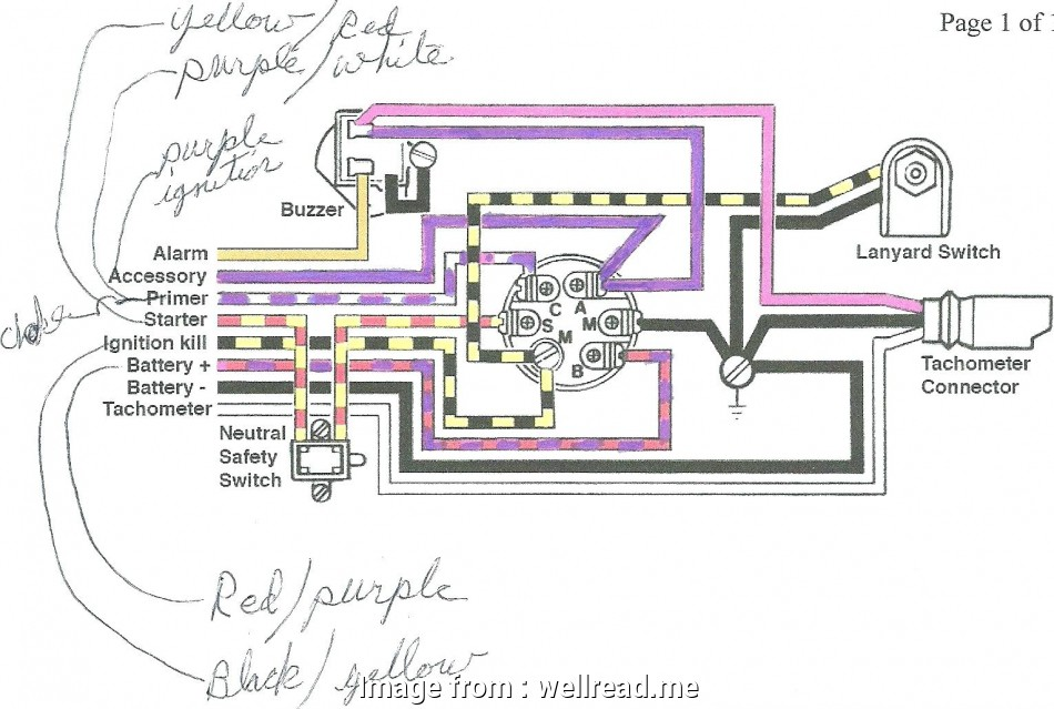 5 Prong Lawn Mower Ignition Switch Wiring Diagram from tonetastic.info