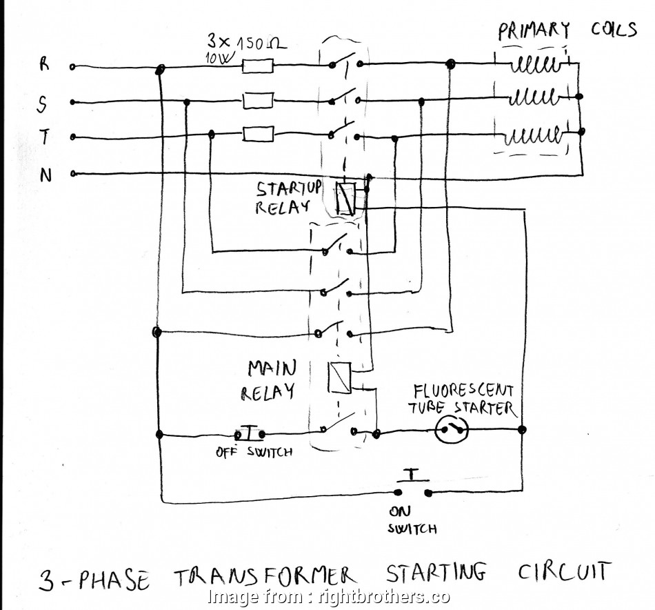 Step Up Transformer  To  Wiring Diagram Simple 480v To