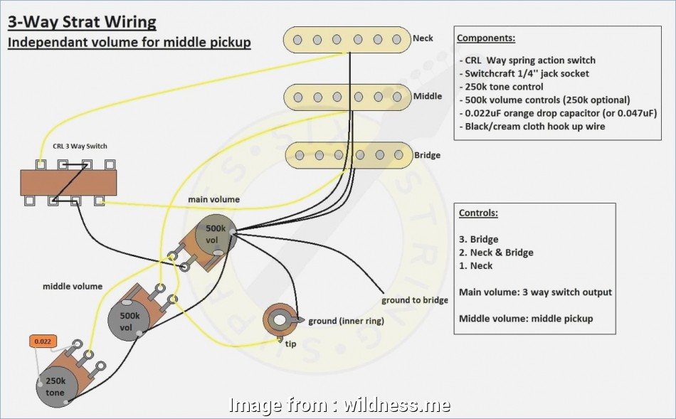 Switchcraft 3  Toggle Switch Wiring Diagram Most 3  Switch Wiring Diagram Power At Switch 3