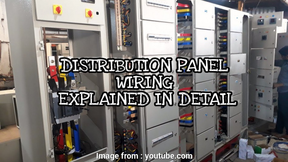 switchgear wiring Switchgear Main LT Distribution Panel Making, Wiring step by step, Electrical panels 10 Creative Switchgear Wiring Images