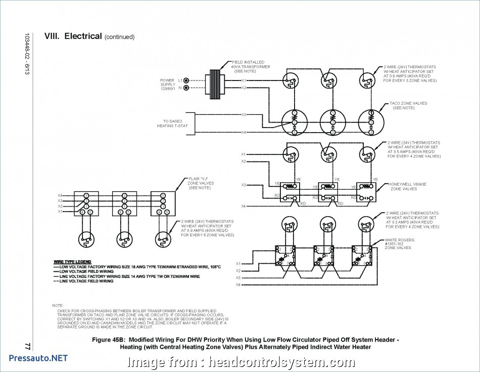 Taco Circulator Pump Wiring Diagram Practical Taco  B4