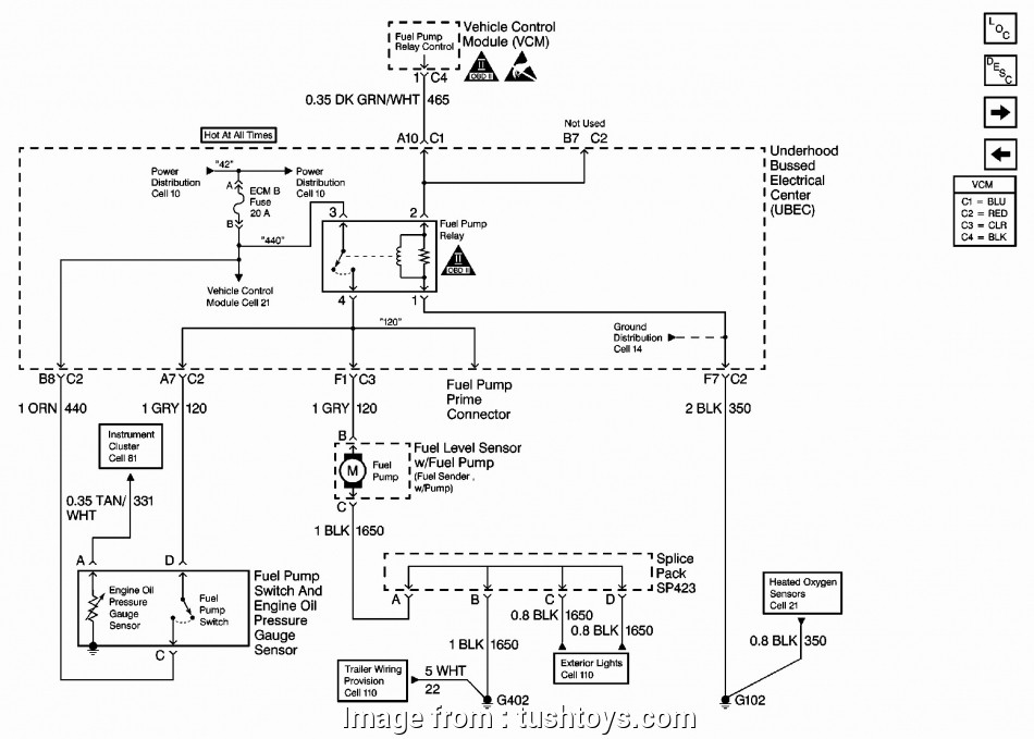 Wiring Diagram For Gm Fuel Pump