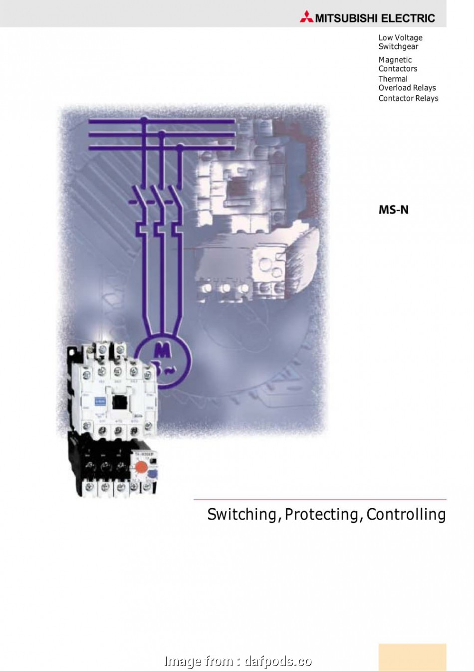 Thermal Overload Relay Wiring Diagram Perfect Magnetic