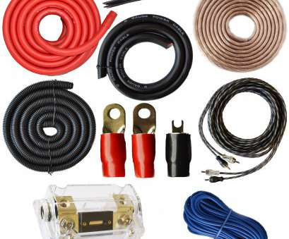 0 gauge speaker wire SoundBox Connected 0 Gauge, Kit Amplifier Install Wiring, Ga, Installation Cables 5000W 0 Gauge Speaker Wire Simple SoundBox Connected 0 Gauge, Kit Amplifier Install Wiring, Ga, Installation Cables 5000W Collections
