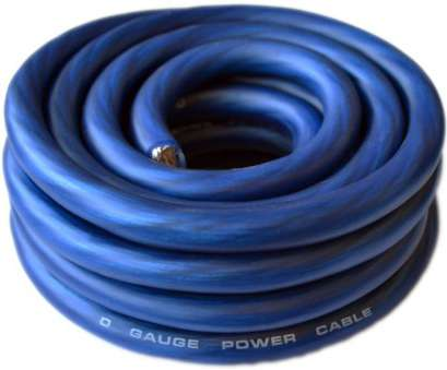 0 gauge wire to mm 25ft, 0, Gauge Power Wire Cable Blue 0 Gauge Wire To Mm Creative 25Ft, 0, Gauge Power Wire Cable Blue Galleries