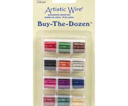 0 gauge wire to mm Artistic Wire, Buy-The-Dozen, 28 Gauge (0.32mm) Twelve Pack 0 Gauge Wire To Mm Professional Artistic Wire, Buy-The-Dozen, 28 Gauge (0.32Mm) Twelve Pack Pictures