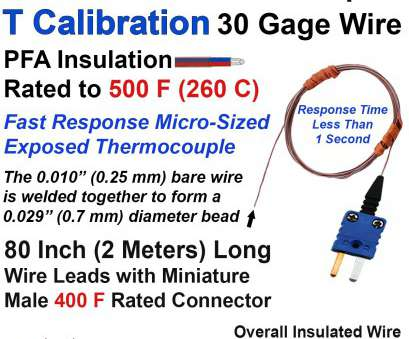 0 gauge wire to mm thermocouple beaded wire sensor type t 30 gage 80 long, wire rh evosensors, 30, wire in mm 30 gage wire in mm 0 Gauge Wire To Mm Best Thermocouple Beaded Wire Sensor Type T 30 Gage 80 Long, Wire Rh Evosensors, 30, Wire In Mm 30 Gage Wire In Mm Photos