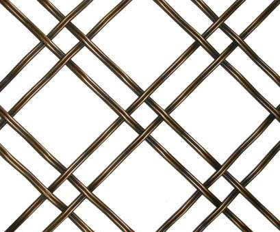 1 2 inch square wire mesh Klise R322 Double Crimp Wire Mesh Cabinet Grille 1 2 Inch Square Wire Mesh Most Klise R322 Double Crimp Wire Mesh Cabinet Grille Ideas