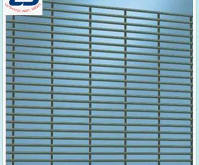 1 8 wire mesh screen China Wire Mesh Fence, Anti--Climp Fencing 1/2