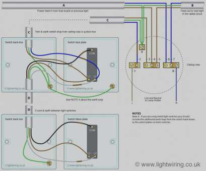 1 Gang 2, Light Switch Wiring Diagram Uk New New Of 1 Gang 2, Light Switch Wiring Diagram, Colours Electrical, Is My Collections