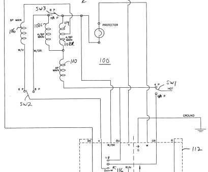 Phase Motor Starter Contactor Wiring Diagram on