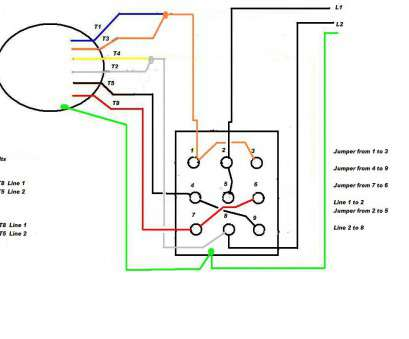 1 Phase Motor Starter Wiring Diagram Simple Single Phase Motor Starter Wiring Diagram In Inside, 3, B2Network.Co Collections