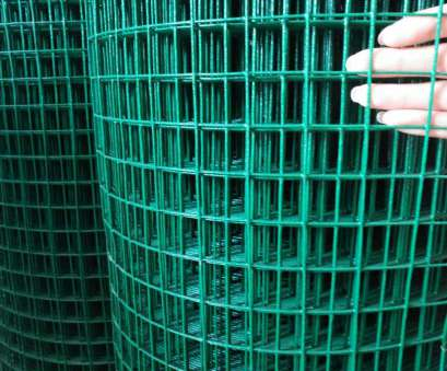 1 X1 Wire Mesh Popular PVC Coated Welded Wire Mesh With Mesh Size: 1''X1''. It Is Ideas