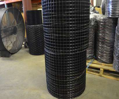 1 x1 wire mesh Trap Wire-Vinyl Coated Square Mesh 1