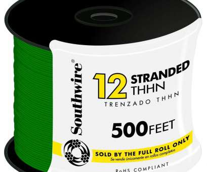 10 gauge stranded wire amp rating southwire, ft 12 green stranded cu thhn wire 22968252, home rh homedepot, home depot 12, stranded wire 10, Wire 10 Gauge Stranded Wire, Rating New Southwire, Ft 12 Green Stranded Cu Thhn Wire 22968252, Home Rh Homedepot, Home Depot 12, Stranded Wire 10, Wire Solutions