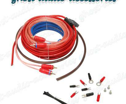 10 gauge wire for car amp Details about 10, gauge Amplifier, Wiring, for Edge Vibe, audio subwoofer amp 10 Gauge Wire, Car Amp Nice Details About 10, Gauge Amplifier, Wiring, For Edge Vibe, Audio Subwoofer Amp Collections