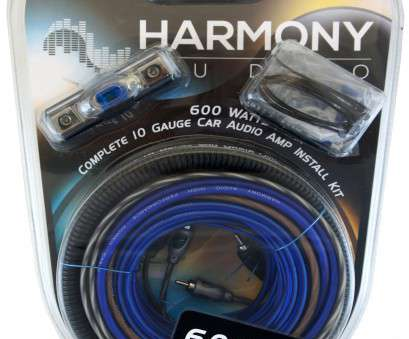 10 gauge wire for car amp Harmony Audio HA-AK10, Stereo Complete 10 Gauge 600W, Amplifier Install,, Nickel 10 Gauge Wire, Car Amp Simple Harmony Audio HA-AK10, Stereo Complete 10 Gauge 600W, Amplifier Install,, Nickel Images