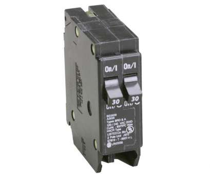 10 gauge wire on 15 amp breaker Eaton BD 2-30, Single Pole Tandem, Circuit Breaker 11 New 10 Gauge Wire On 15, Breaker Ideas