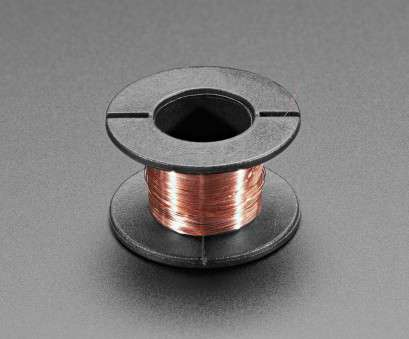 11 gauge wire to mm Enameled Copper Magnet Wire, 11 meters / 0.1mm diameter, 3522 11 Gauge Wire To Mm Creative Enameled Copper Magnet Wire, 11 Meters / 0.1Mm Diameter, 3522 Collections