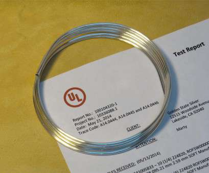 11 gauge wire to mm Golden State Silver 99.99% Pure Silver 10 Gauge Wire, 72 inch Coil (6 11 Gauge Wire To Mm Professional Golden State Silver 99.99% Pure Silver 10 Gauge Wire, 72 Inch Coil (6 Collections