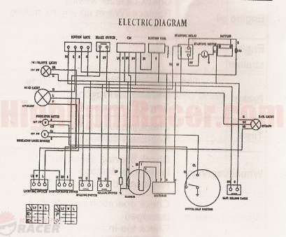 110 Atv Wiring Harness - Wiring Diagrams All Atv Wiring Diagrams on