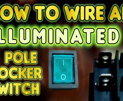 110v toggle switch wiring How to wire an illuminated 4 Pole rocker switch KCD4, by VegOilGuy 110V Toggle Switch Wiring Brilliant How To Wire An Illuminated 4 Pole Rocker Switch KCD4, By VegOilGuy Ideas