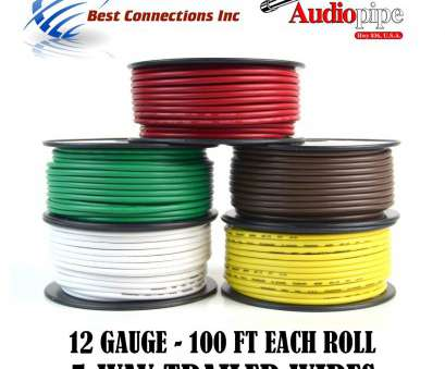 12 gauge 5 wire Amazon.com: Trailer Wire Light Cable, Harness 5, Cord 12 Gauge, 100ft roll, Rolls: Everything Else 12 Gauge 5 Wire Simple Amazon.Com: Trailer Wire Light Cable, Harness 5, Cord 12 Gauge, 100Ft Roll, Rolls: Everything Else Collections