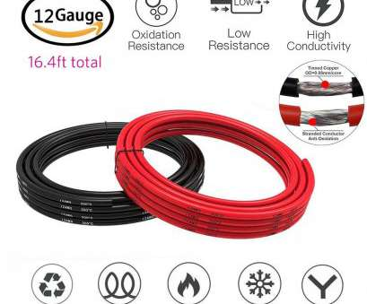 12 gauge 600v wire 12 Gauge Silicone Wire16.4 Feet (8.2 Feet Black, 8.2 Feet Red) Soft, Flexible, Impedance, 12, Silicone Wire, Strands of 0.08 mm Copper Wire 12 Gauge 600V Wire Nice 12 Gauge Silicone Wire16.4 Feet (8.2 Feet Black, 8.2 Feet Red) Soft, Flexible, Impedance, 12, Silicone Wire, Strands Of 0.08 Mm Copper Wire Images