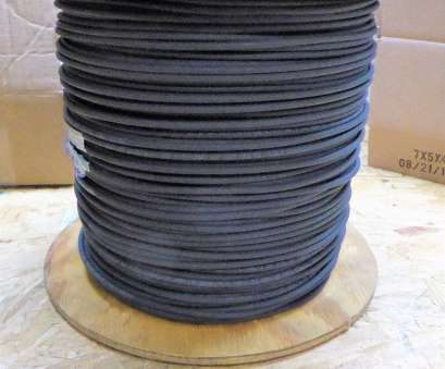 12 gauge 600v wire General Cable Wire 12 Gauge Covered Copper 7 Stranded Black 600v, 1000' 12 Gauge 600V Wire Most General Cable Wire 12 Gauge Covered Copper 7 Stranded Black 600V, 1000' Solutions