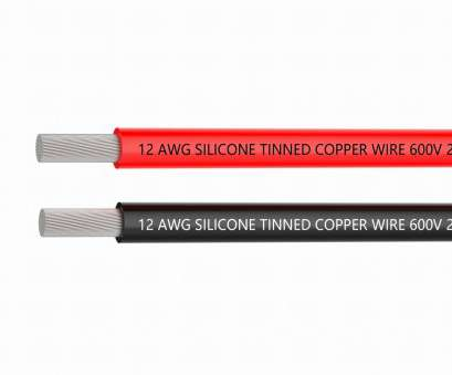 12 gauge 600v wire TUOFENG 12 Gauge Electrical Wire 20 Feet, ft Black, 10 ft Red] 12 Gauge 600V Wire Popular TUOFENG 12 Gauge Electrical Wire 20 Feet, Ft Black, 10 Ft Red] Collections