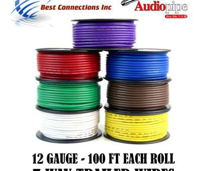 12 gauge 7 wire Amazon.com: Audiopipe / Best Connections Trailer Wire Light Cable, Harness 7, Cord 12 Gauge, 100ft roll, Rolls: Automotive 12 Gauge 7 Wire New Amazon.Com: Audiopipe / Best Connections Trailer Wire Light Cable, Harness 7, Cord 12 Gauge, 100Ft Roll, Rolls: Automotive Galleries
