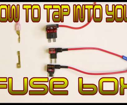 12 gauge automotive wire amp rating How to, into your cars fuse, safely, cleanly 12 Gauge Automotive Wire, Rating Nice How To, Into Your Cars Fuse, Safely, Cleanly Images