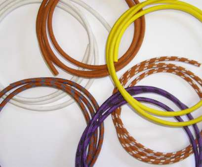 12 Gauge Purple Wire Perfect 44 Strand Braided Wire, Ga AWG) Images