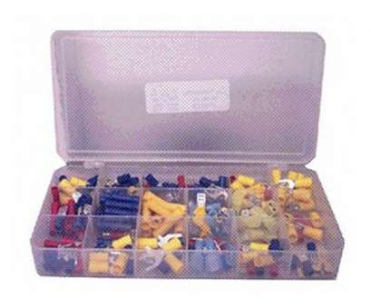 12 Gauge Purple Wire Creative Morris Products 200-Count Assorted Wire Connectors Solutions