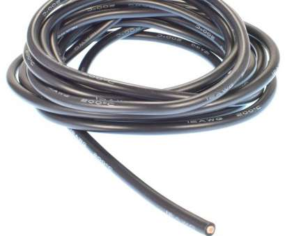 12 gauge rc wire Apex RC Products 3m /, Black 12 Gauge, Super Flexible Silicone Wire # 9 New 12 Gauge Rc Wire Images