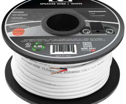 10 Perfect 12 Gauge Speaker Wire Best Buy Collections