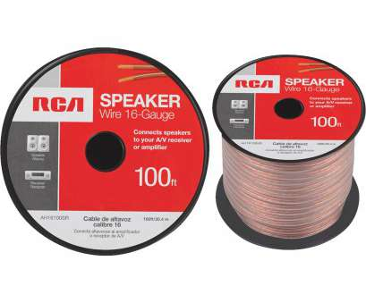 12 gauge speaker wire best buy RCA 16-Gauge Speaker Wire, 100' 12 Gauge Speaker Wire Best Buy Best RCA 16-Gauge Speaker Wire, 100' Images
