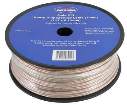 12 gauge speaker wire bunnings HEAVY DUTY SPEAKER CABLE, 16 GUAGE 17 Practical 12 Gauge Speaker Wire Bunnings Ideas