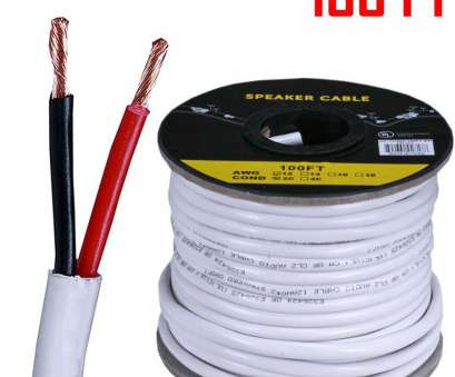 12 gauge speaker wire in wall 100FT 12 Gauge Speaker Wire Cable Home Audio 2 Conductor Pure Copper, In-Wall, eBay 12 Gauge Speaker Wire In Wall New 100FT 12 Gauge Speaker Wire Cable Home Audio 2 Conductor Pure Copper, In-Wall, EBay Photos