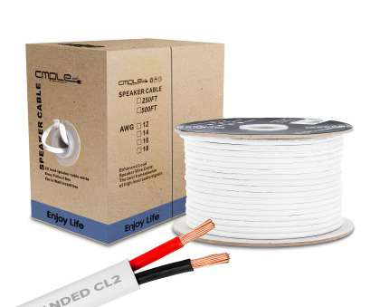 12 gauge speaker wire india 12AWG CL2-Rated Two-Conductor In-Wall Speaker Cable, 250 Feet 12 Gauge Speaker Wire India Top 12AWG CL2-Rated Two-Conductor In-Wall Speaker Cable, 250 Feet Collections