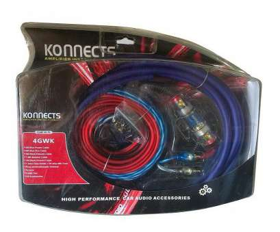 12 gauge speaker wire india Konnects 4 Gauge Heavy Amplifier Wiring, With 2 To 4 Channel Convertor 12 Gauge Speaker Wire India Creative Konnects 4 Gauge Heavy Amplifier Wiring, With 2 To 4 Channel Convertor Photos